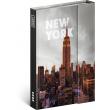 Týdenní magnetický diář New York 2022, 11 × 16 cm