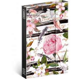 Magnetic weekly diary Peony 2020, 11 × 16 cm