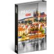 Magnetic weekly diary Prague 2022, 11 × 16 cm
