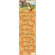 W. Disney Medvídek Pú - měřící kalendář, 33 x 64 cm