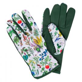 Zahradnické rukavice M - Kateřina Winterová collection