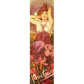 Bookmark Alfons Mucha – Amethyst
