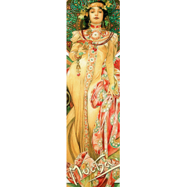 Bookmark Alfons Mucha – Moet Chandon Dry Imperial