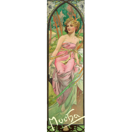 Bookmark Alfons Mucha – Morning