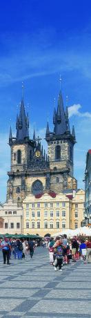 Záložka Praha
