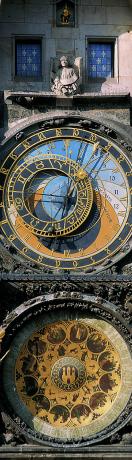 Záložka Praha – Orloj