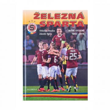 Železná Sparta - kniha - nové vydání